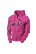 Better Bodies N.Y Hoody Hot Pink