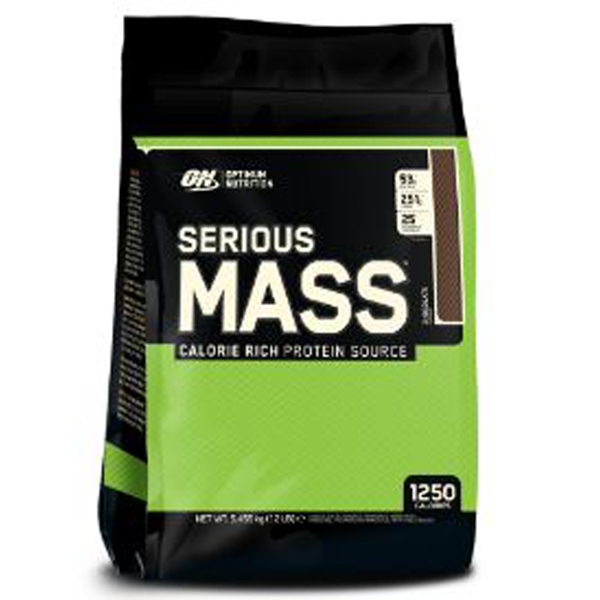 Image of Optimum Nutrition Serious Mass 5,45 kg