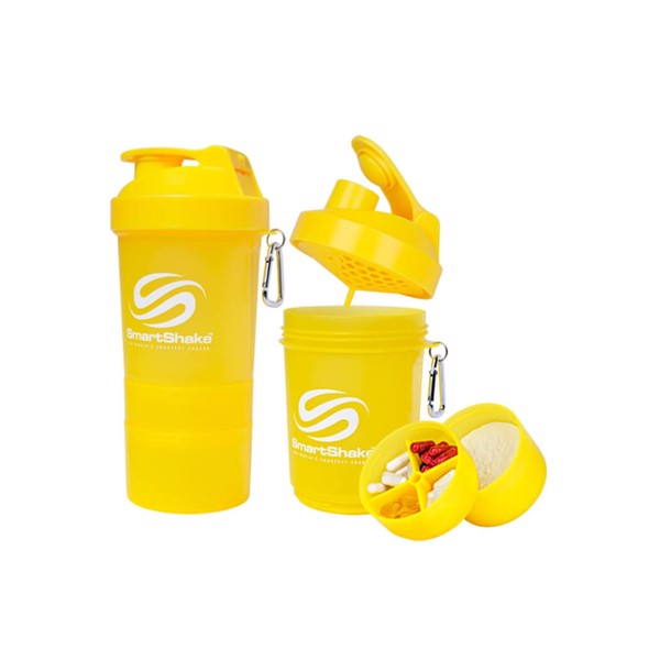 Image of   Smartshake Original 600 ml Neon Yellow