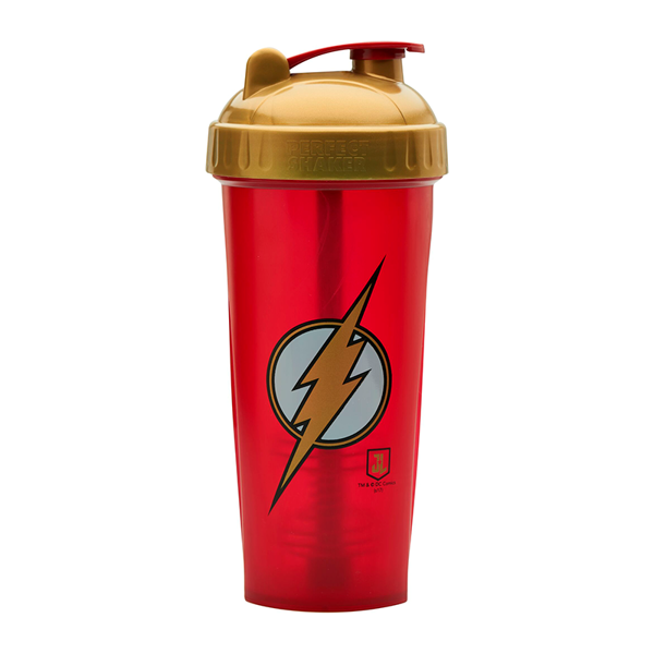 Perfect Shaker Flash Justice League 800ml