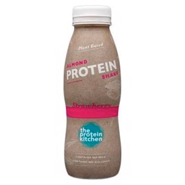 The Protein Kitchen Protein Shake Strawberry/Almond 12x330ml