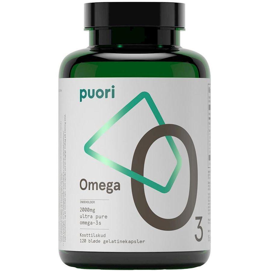 Puori - PurePharma O3 120 kapsler