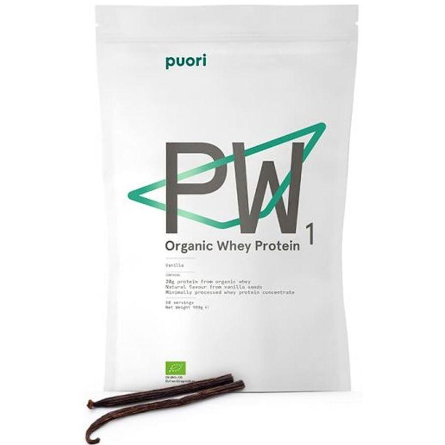 Puori whey proteinpulver fra Bodyman