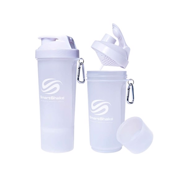 Image of   Smartshake Slim 500 ml Pure White