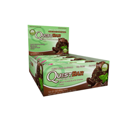 Quest Nutrition Mint Chocolate Chunk kasse