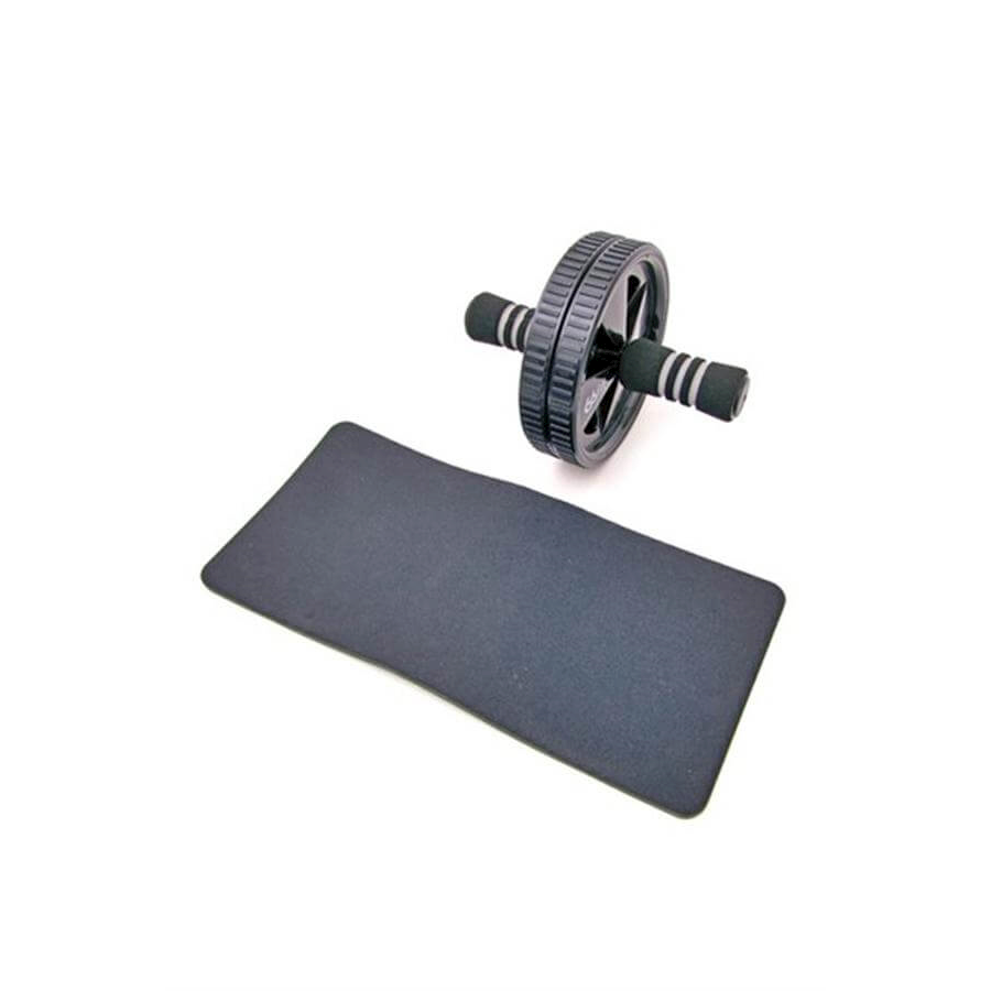 Image of   66Fit Ab Roller With Kneel Pad