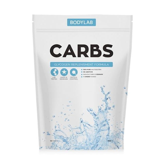 Image of   Bodylab Carbs (1 kg)