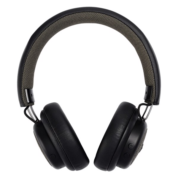 Image of   SACKit TOUCHit Headphones Black