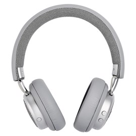 SACKit TOUCHit Headphones Silver