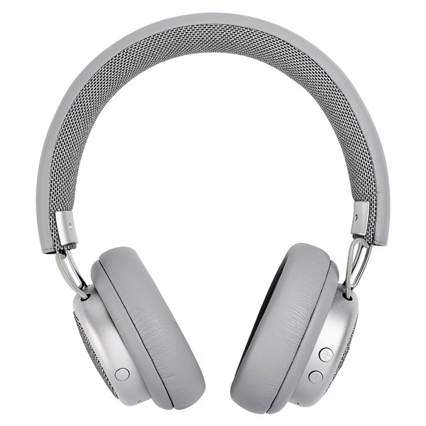 Image of   SACKit TOUCHit Headphones Silver