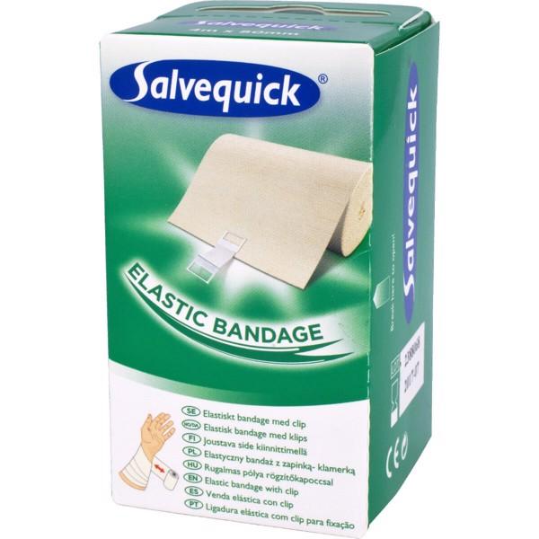 Billede af Salvequick Elastisk Bandage 4m