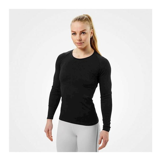 Billede af Better Bodies Seamless Is Black Melange