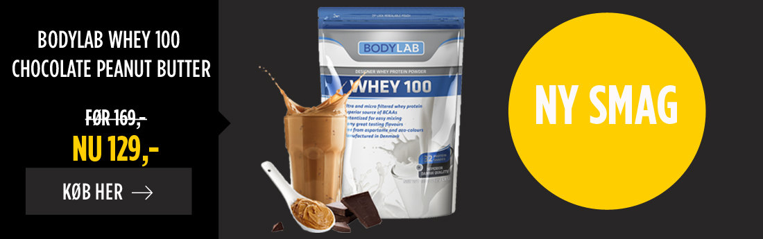 Bodylab chocolate peanut butter