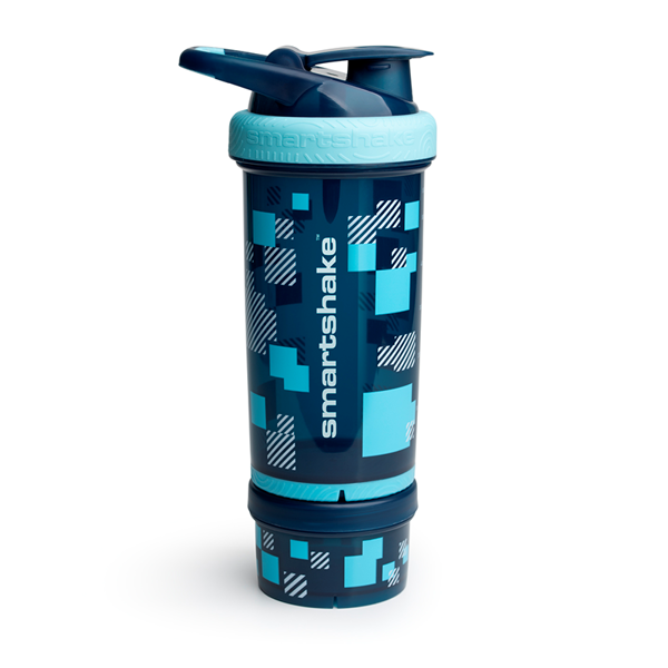Smartshake Revive 750ml Pixel Blue | shaker