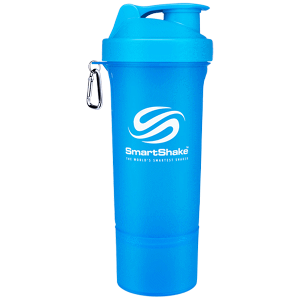 Image of   Smartshake Lite 1000ml Neon Blue