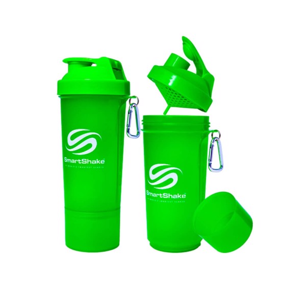 Image of   Smartshake Slim 500 ml Neon Green