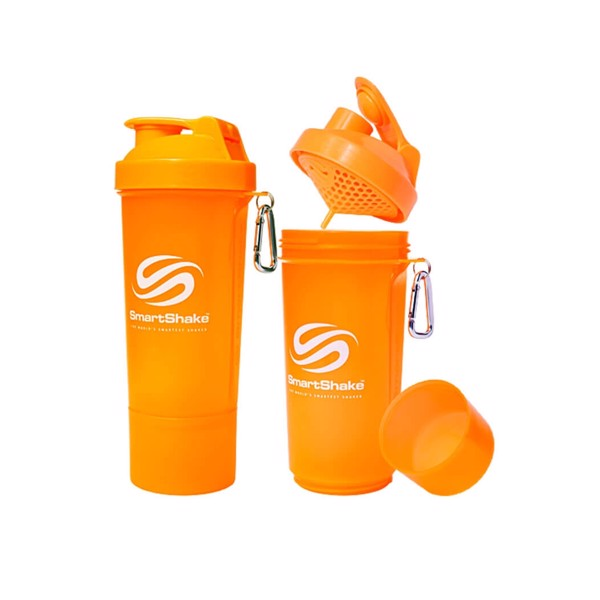 Image of   Smartshake Slim 500 ml Neon Orange