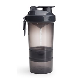Smartshake Original2go 600ml Dark Grey