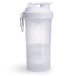 Smartshake Original2go 600ml Pure White