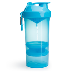 Smartshake Original2go 600ml Neon Blue