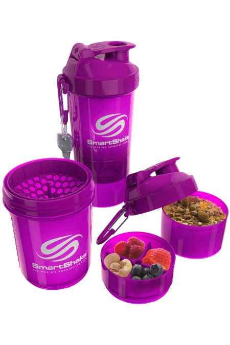 Image of   Smartshake Original 600ml Neon Purple