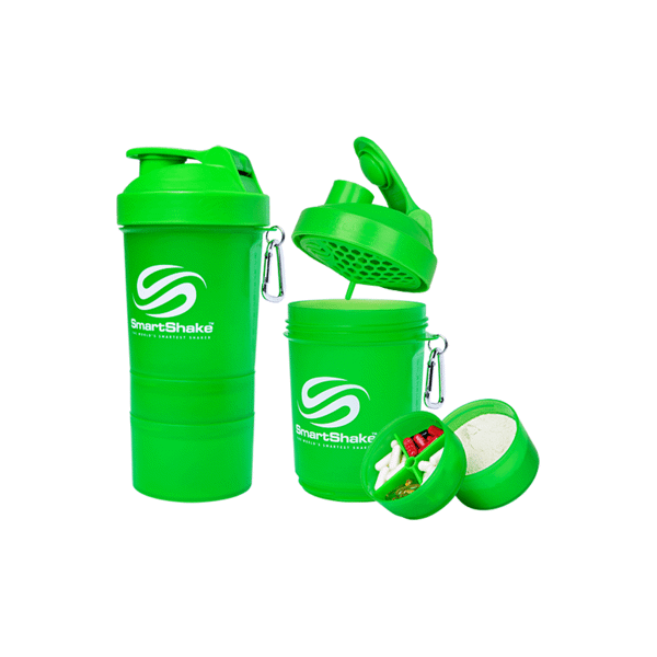 Image of   Smartshake Original 600 ml Neon Green