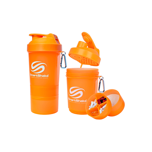 Image of   Smartshake Original 600 ml Neon Orange