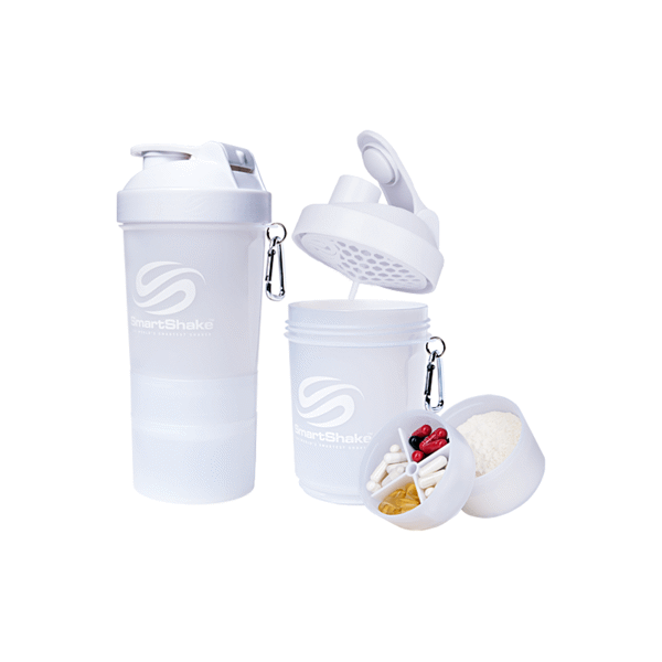Image of   Smartshake Original 600 ml Pure White