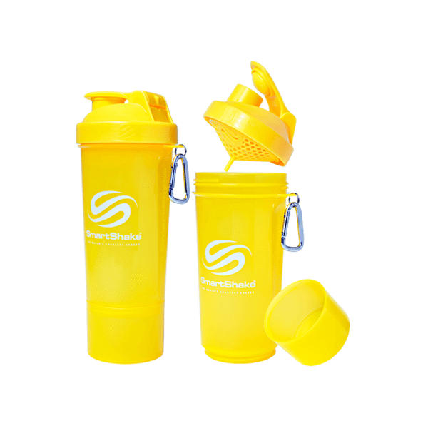 Image of   Smartshake Slim 500 ml Neon Yellow