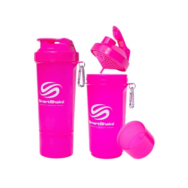 Image of   Smartshake Slim 500 ml Neon Pink