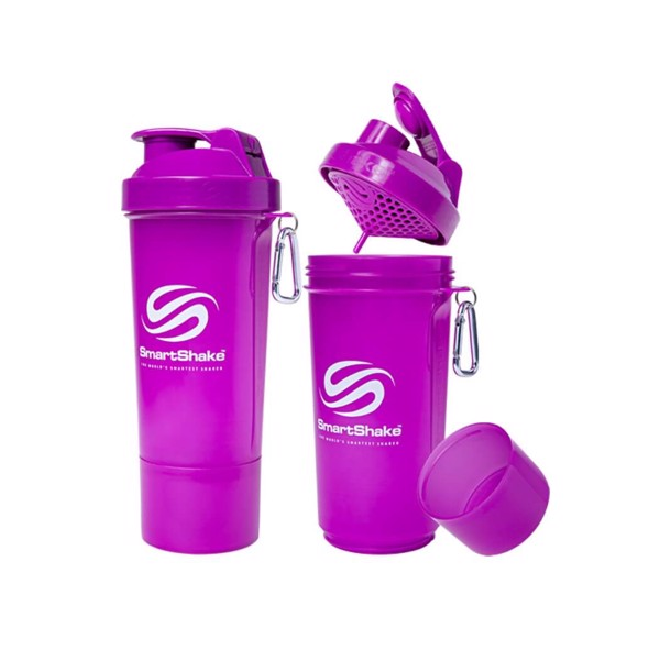 Image of   Smartshake Slim 500 ml Neon Purple
