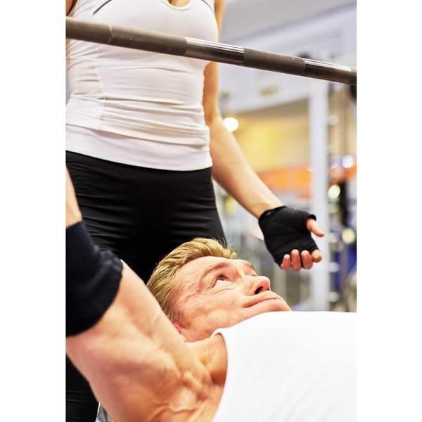Billede af Sådan bliver du stærkere i bænkpres (sendes digitalt)