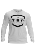 The Body Factory Stretch Longsleeve White