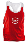 The Body Factory Stretch Tanktop Red