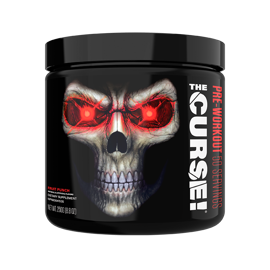 JNX Sports The Curse! Pre-Workout Fruit Punch
