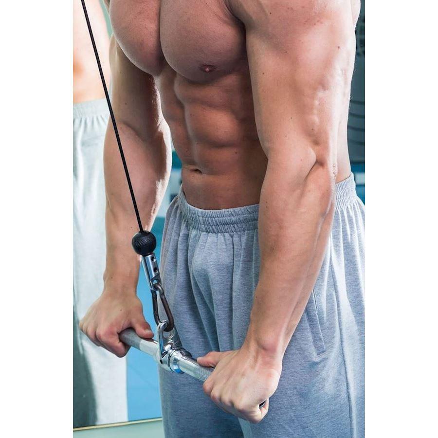 Billede af 3 tegn på at din armtræning ikke kommer til at fungere (sendes digitalt)