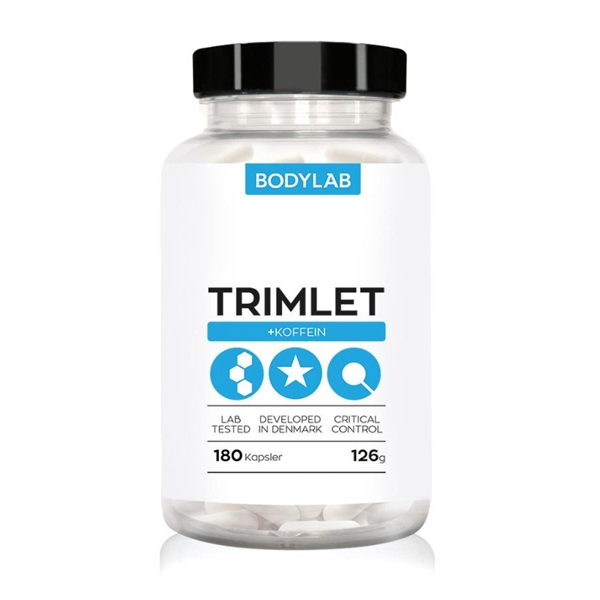 Image of Bodylab Trimlet+Koffein (180 stk)