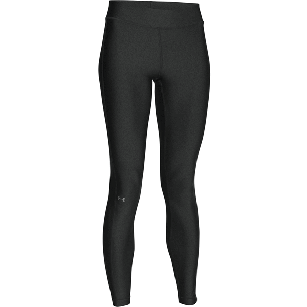 Image of   Under Armour HeatGear Armour Legging Carbon Heather