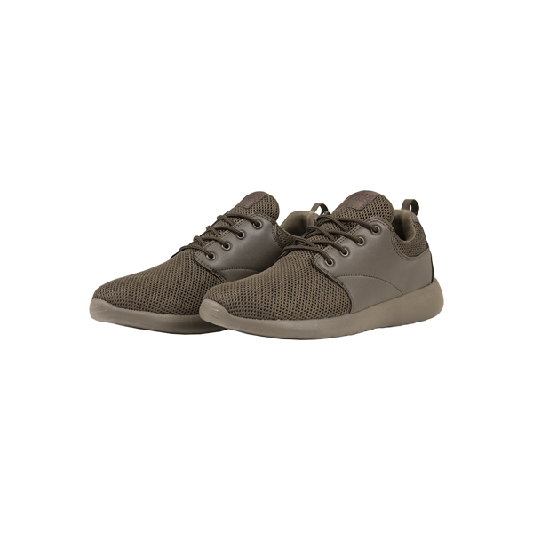 Urban Classic Light Runner Shoe Darkolive