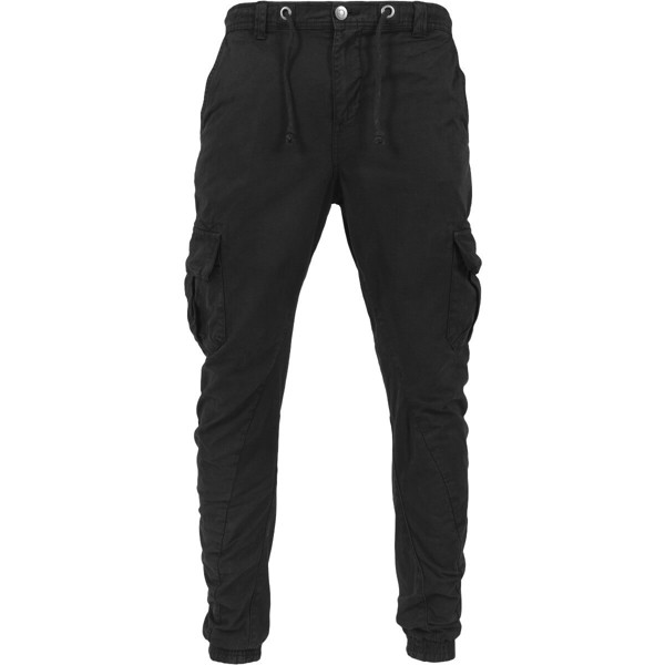 Image of   Urban Classics Cargo Jogging Pants Black