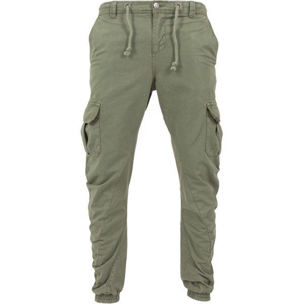 Image of   Urban Classics Cargo Jogging Pants Olive