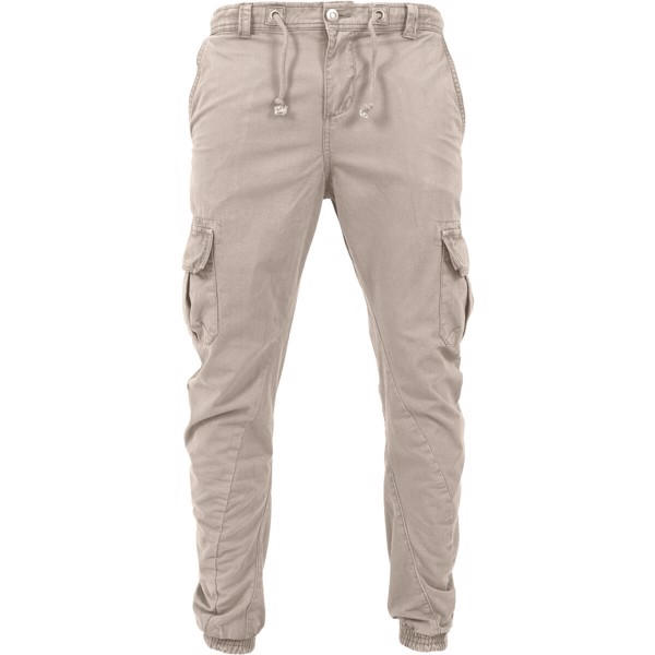 Image of   Urban Classics Cargo Jogging Pants Sand