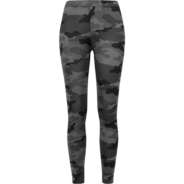 Image of   Urban Classics Ladies Camo Leggings Dark Camo