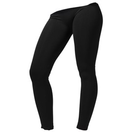 Urban Classics Ladies PA Leggings Black